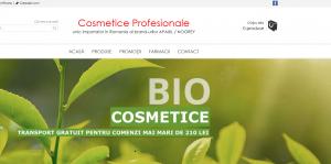 logo biocosmetice