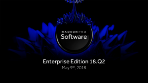 Radeon Pro Software Enterprise Edition 18.Q2 [NDA May 9 2018 - Confidential] Press Deck-01_678x452