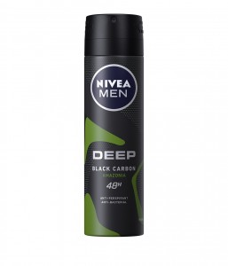 Deodorant spray NIVEA MEN DEEP Amazonia