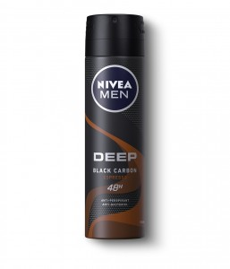 Deodorant spray NIVEA MEN DEEP Espresso